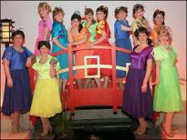 Ladies  ~ Hot Mikado 2008